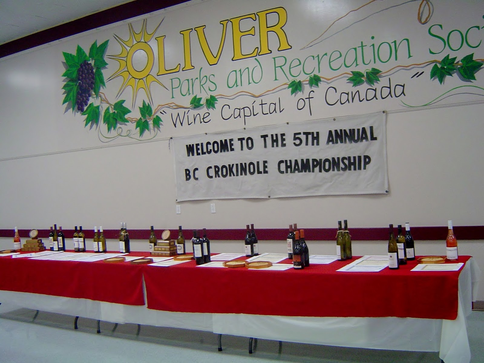 Welcome to the 5th Annual BC Crokinole Championship
