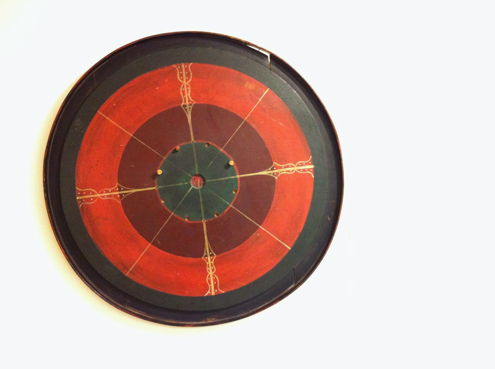 Made in 1875 in Sebastopol, the Joseph Schneider Haus museum houses the world's oldest known crokinole board.